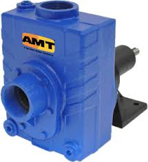 AMT Self Priming Pedestal Drive Pump