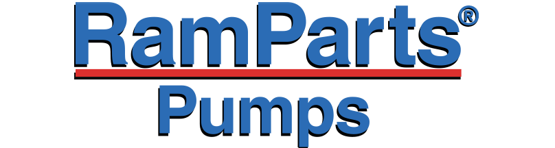 Image of the RamParts Pumps logo.