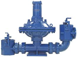 Image of a blue RamParts Pumps P Series Pump.