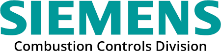 Image of the Siemens Combustion Controls Division logo.