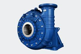 Smaller blue Roto-Jet Pump
